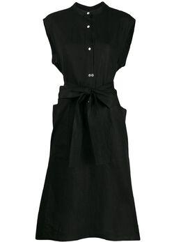 Mackintosh платье Linwood без рукавов SH0121