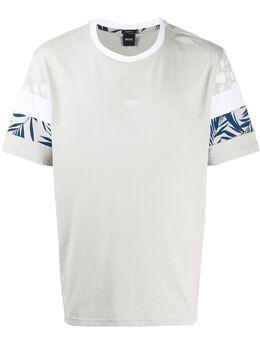 Boss by Hugo Boss logo print T-shirt 50427927