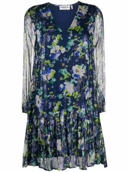 Essentiel Antwerp Vauto floral-print dress VAUTO