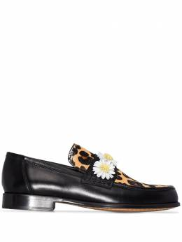 Sophia Webster x Patrick Cox iconic daisy loafers SPM20011