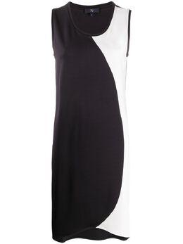 Fay monochrome mid-length dress N8WJ340678SRQQ0264