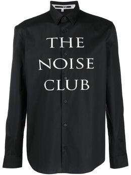 MCQ by Alexander McQueen рубашка с графичным принтом 510126ROP22