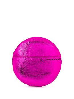 Mm6 Maison Margiela круглый клатч с логотипом S41WF0062P0691