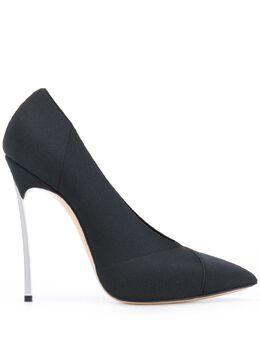 Casadei туфли-лодочки Blade 125 с заостренным носком 1F664P120MAELGI