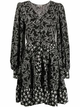 Stine Goya платье Farrow со змеиным принтом SG2774