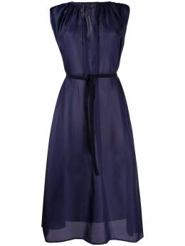 Roberto Collina платье со сборками C55036