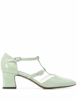 Carel туфли Axelle 55 с квадратным носком AXELLE
