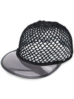 Stella McCartney mesh visor cap 900344W8705