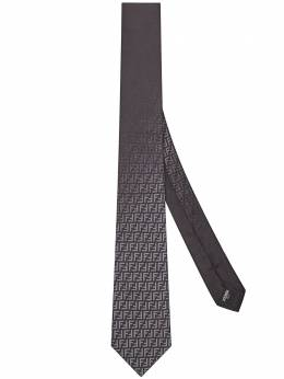 Fendi галстук с монограммой FXC160AAQR