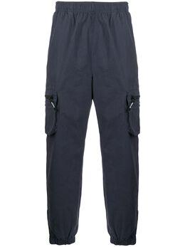 Stussy брюки в утилитарном стиле 116408