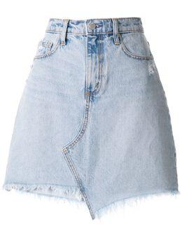 Nobody Denim юбка Piper Skewed SK8478