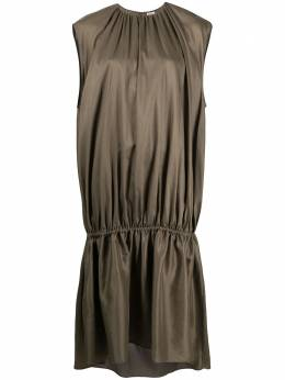 Toteme Pretoria sleeveless gathered dress 202603711