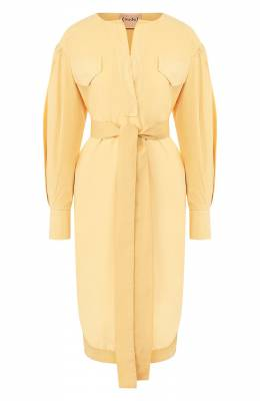 Хлопковове платье Nude 1103754/DRESS