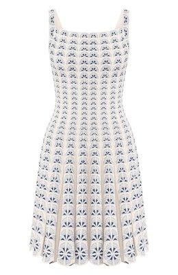 Платье из вискозы Alaia AS9RN24CM526
