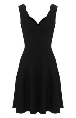 Мини-платье Alaia AE9RN62CM546