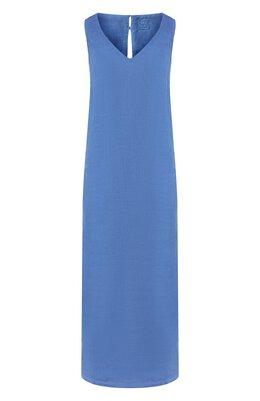 Льняное платье 120% Lino R0W4796/B317/S00