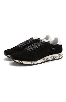 Замшевые кроссовки Eric Premiata ERIC/VAR4737