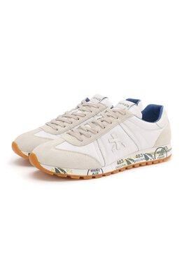 Комбинированные кроссовки lucy Premiata LUCY/VAR4709