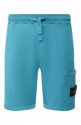 Хлопковые шорты Stone Island 721564651