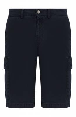 Хлопковые шорты 7 For All Mankind JSJJT970NY