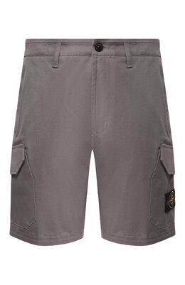 Хлопковые шорты Stone Island 7215L0405