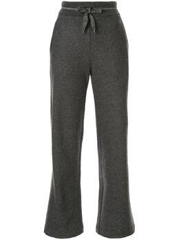 Lorena Antoniazzi расклешенные спортивные брюки Welless LM36PA482206
