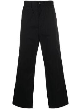 Junya Watanabe Man укороченные брюки широкого кроя WEP021S20