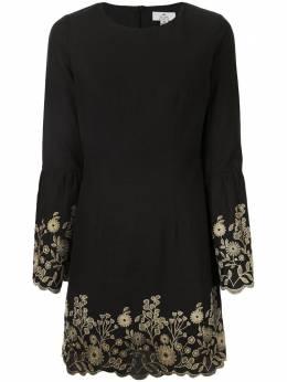 We Are Kindred платье-трапеция Bonnie с цветочной вышивкой KIN1541
