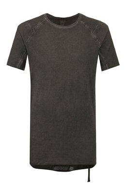 Хлопковая футболка Isaac Sellam Experience INSPIRE-JERSEY E20