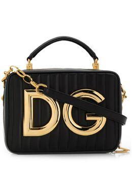 Dolce&Gabbana маленькая сумка-тоут DG Girls BB6684AZ762