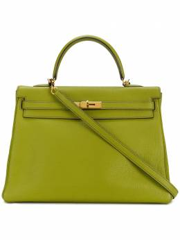 Hermes сумка Kelly pre-owned CSZH0618HERKVER
