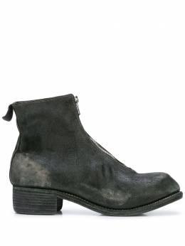 Guidi ботинки с эффектом потертости PL1RUMCOATEDCV31T