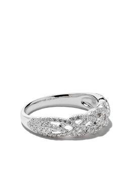 Wouters&Hendrix Gold кольцо из белого золота с бриллиантами R1D43WWG