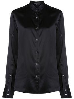 Ann Demeulemeester блузка с воротником-стойкой 19022022105