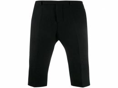 Rick Owens укороченные брюки строгого кроя RU19F4359WF