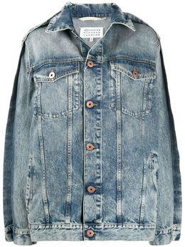 Maison Margiela джинсовая куртка S51AM0384S30617