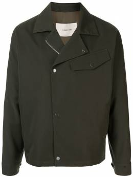Cerruti 1881 легкая куртка свободного кроя C4050TI01049