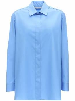 Рубашка Из Хлопка Поплин The Row 71IF4H016-QkxV0