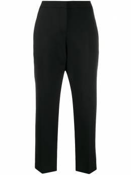 Alexander McQueen укороченные брюки 584873QJAAA