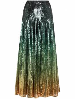 Mary Katrantzou юбка Clement с пайетками и эффектом омбре CLEMENTMS009
