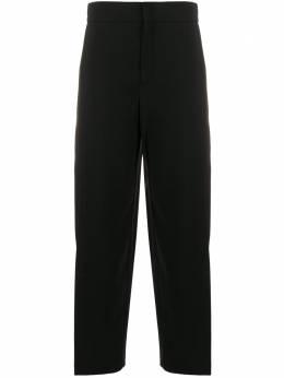 Chloe укороченные брюки широкого кроя CHC20SPA21137