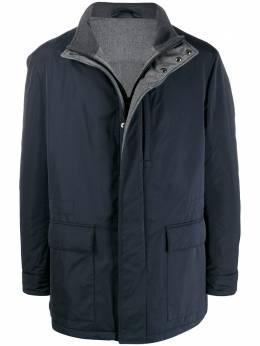 Brioni пальто с потайной застежкой SUMZ0LP8805