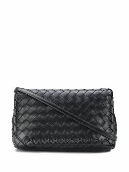 Bottega Veneta сумка через плечо с плетением Intrecciato 600519VCPP1