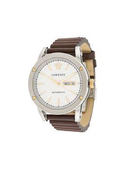 Versace наручные часы Theros 42 мм VEDX00119