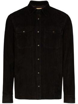 Ajmone рубашка Molly с нагрудными карманами SH2X20