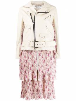 Junya Watanabe куртка с цветочным принтом JDJ015W19