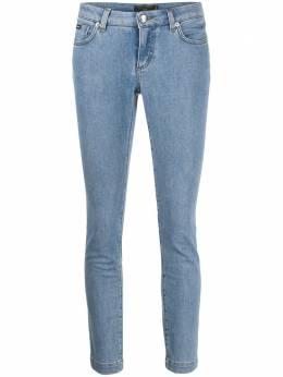 Dolce&Gabbana укороченные джинсы скинни FTAH7DG899P