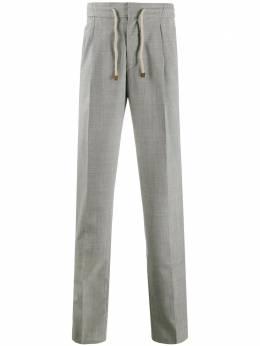 Brunello Cucinelli брюки кроя слим с завышенной талией M032PE1740C078