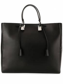 Giambattista Valli сумка-тоут с подвесным декором 19FWPVVEBL0724CAL