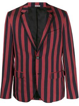 Lanvin полосатый пиджак RMJA0250M04202A19